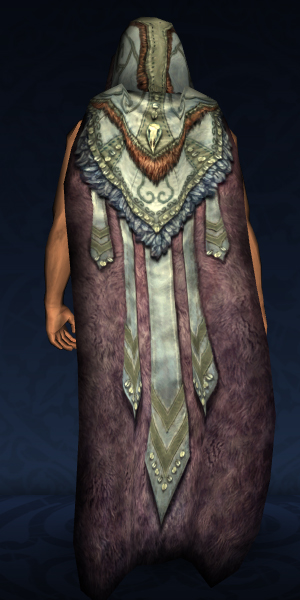 Ceremonial Bear-fur Cloak
