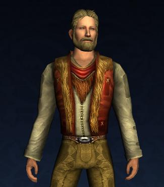 Herdsman's Waistcoat and Shirt