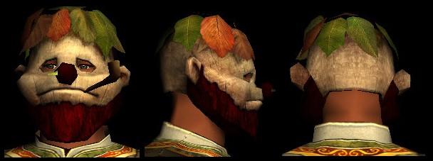 Pipe Festival Mask