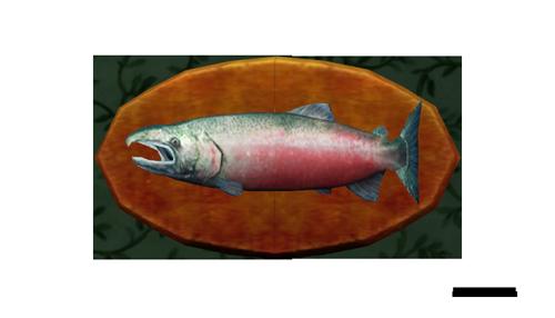 item 10 pound salmon trophy   lotro wiki