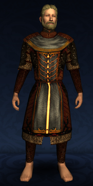 Flame-touched Hauberk