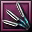 Precise Ancient Steel Serrated Knife-icon.png
