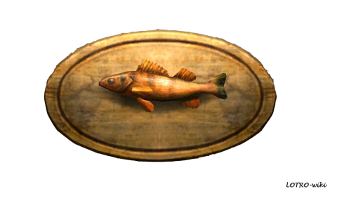 item perfect perch trophy   lotro wiki