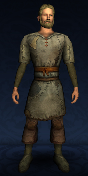 Well-Worn Tunic