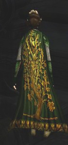 Golden Tree Summer Cloak