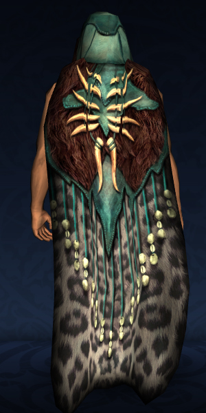 Ceremonial Cloak of the Leijona