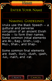 Starting Uruk Name prompt.png