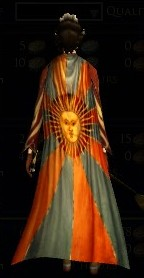 Cloak of the Summer Sun