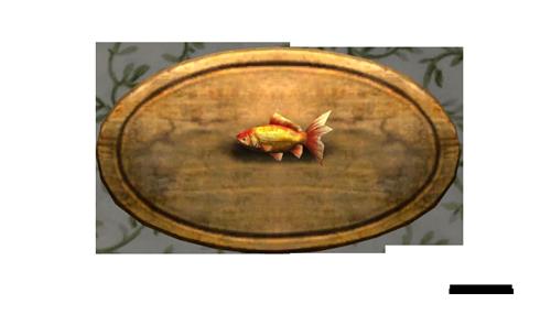 item giant goldfish trophy   lotro wiki