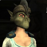 Goblin Festival Mask