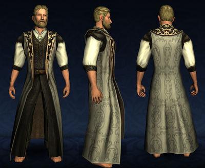 Sage's robe unique
