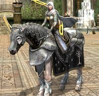 Image of Steed of the Citadel Guard