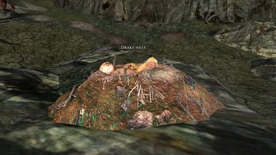 A Drake-nest within Dolroth