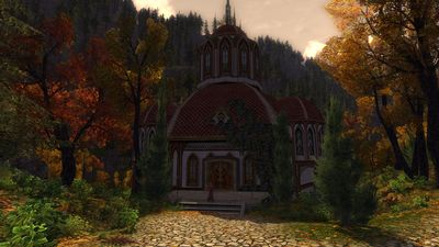 Another elven house in Rivendell