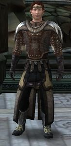 Image of Dol Amroth Quartermaster (Rune-keeper Armour)