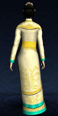 Silken Gown