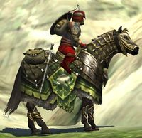 Image of Steed of the Hammerhand (Pony)