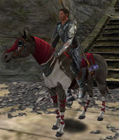 Image of Dúnedain Great-horse