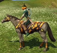 Image of Autumnfest Horse