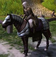 Image of Steed of the Khundolar (Pony)