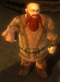 Image of Steinn Silvertongue