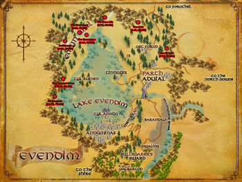 click for larger picture - Wilds of Evendim