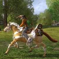 Image of Harvest-brew Horse