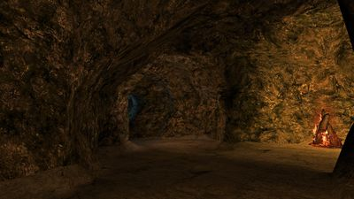 The barren tunnels of Torogrod
