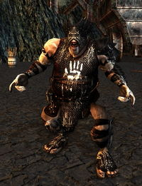 Image of Orc Warrior