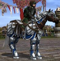 Image of Steed of the Great Alliance Pony