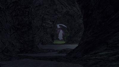Gollum S Cave Lotro Wiki Com