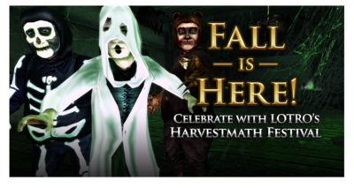 Lotro Halloween Festival 2020 Harvest Festival   Lotro Wiki.com