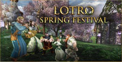 Lotro Spring Festival Guide