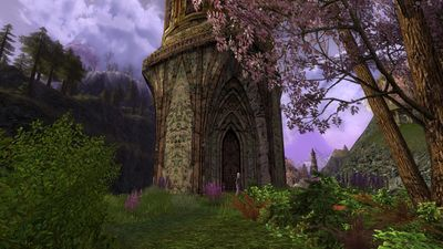 Tower where you can find Brethilwen