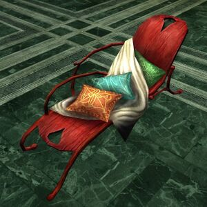 item red long chair   lotro wiki