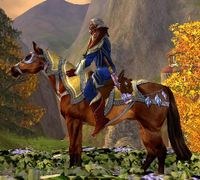 Image of Prized Rivendell Horse