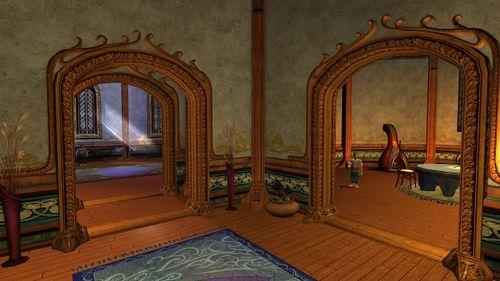 Bilbo S Room Rivendell Lotro