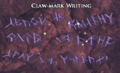 Claw-mark Writing-icon.png