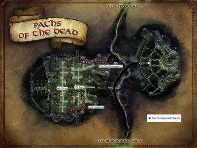 Paths of the Dead Artifacts