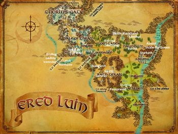 Ered Luin Named Creatures