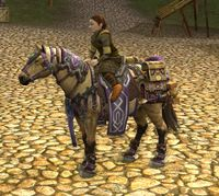Image of Steed of Thorin's Hall (Pony)