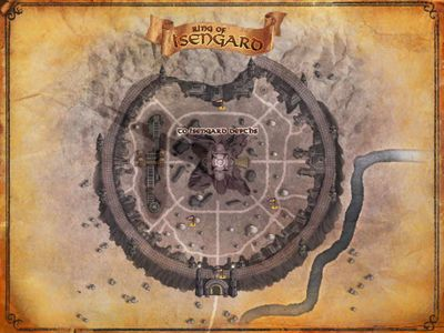 Ring of Isengard POIs