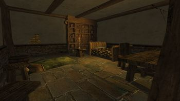 Inn room of the Forsaken Inn