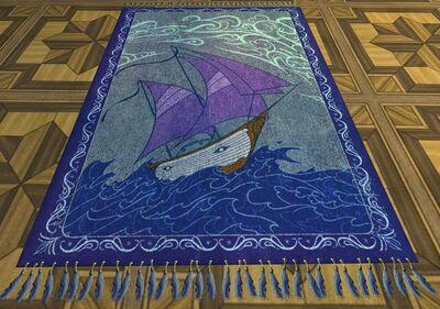 item small high seas rug   lotro wiki