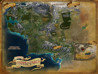Middle-earth - Lotro-Wiki.com on world globe map with names, map of earth with labels, map of earth with degrees, map of earth with cities, map of earth with states, map of earth with countries, map of earth with life, map of earth time,