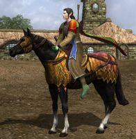 Image of Sable Harvestmath Horse