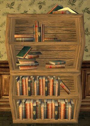 ItemScholars Bentwood Bookshelf