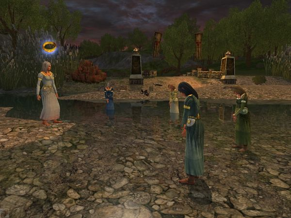 The Five Sisters at the end of the quest Instance: Rage of the Erui