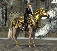 Image of Steed of the Alliance of the Third Age