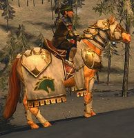 Image of Steed of the First Marshal (Pony)